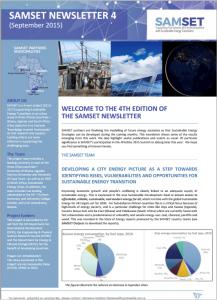 SAMSET newsletter 4